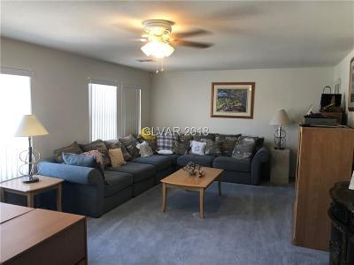 North Las Vegas Single Family Home For Sale: 4101 Coburn St Street