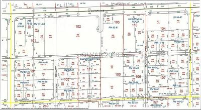 Spring Valley Residential Lots & Land For Sale: Eldora Ave Lot 7