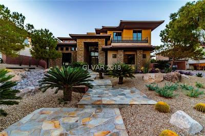 Las Vegas Single Family Home For Sale: 82 Meadowhawk Lane