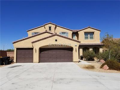 North Las Vegas Single Family Home For Sale: 1940 Gentle Bluff Court