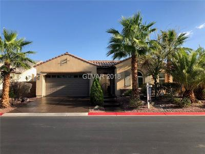 North Las Vegas Single Family Home For Sale: 4116 Mantle Avenue