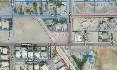 Henderson Residential Lots & Land For Sale: Jessup And Ivanpah