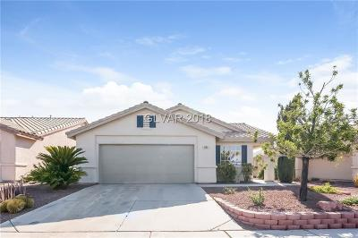 North Las Vegas NV Single Family Home For Sale: $251,000
