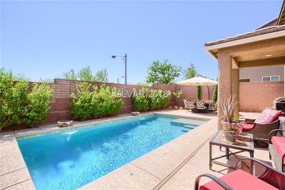 Las Vegas Single Family Home Under Contract - No Show: 10373 Northern Hills Avenue