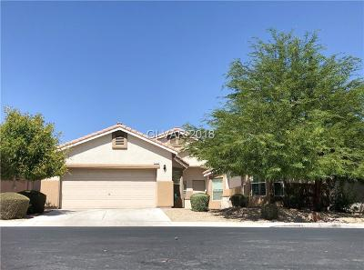 Las Vegas Single Family Home Under Contract - No Show: 112 Elks Peak Avenue