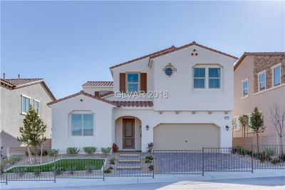 Las Vegas NV Single Family Home For Sale: $473,000