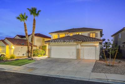 Henderson NV Single Family Home For Sale: $420,000