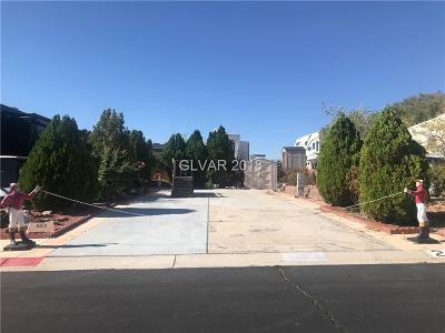 Boulder City Residential Lots & Land For Sale: 846 Oriole Way
