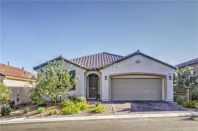 Las Vegas Single Family Home For Sale: 10731 Niobrara Avenue