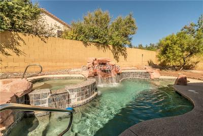 North Las Vegas Single Family Home For Sale: 6039 Colonial Oak Court