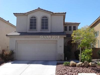 Las Vegas, North Las Vegas, Henderson Single Family Home For Sale: 3909 Irvin Avenue