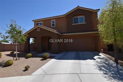 North Las Vegas Single Family Home For Sale: 3690 Blake Canyon Drive