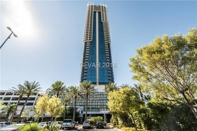 Palms Place A Resort Condo & S High Rise For Sale: 4381 Flamingo Road #3510