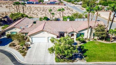 Las Vegas Single Family Home For Sale: 4145 Butler Street