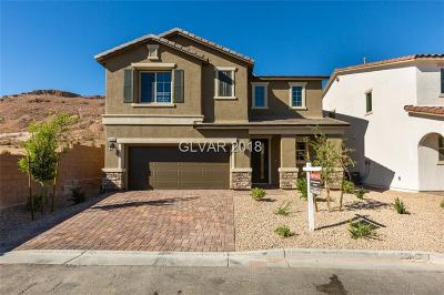 Las Vegas NV Single Family Home For Sale: $414,950