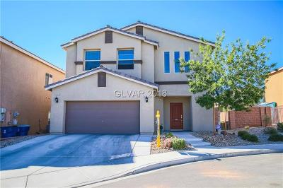 Las Vegas Single Family Home Under Contract - No Show: 9353 Forest Meadows Avenue