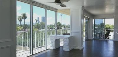 Regency Towers Amd High Rise Under Contract - No Show: 3111 Bel Air Drive #4A