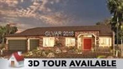 Las Vegas NV Single Family Home For Sale: $699,990
