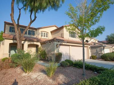 North Las Vegas Single Family Home Under Contract - Show: 6528 Feather Peak Street
