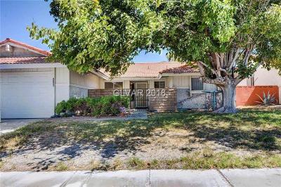 Las Vegas Single Family Home For Sale: 4730 Nambe Drive