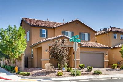 Henderson Single Family Home Under Contract - Show
