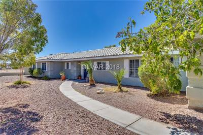 Single Family Home For Sale: 8835 Dean Martin Drive