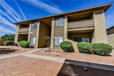 las vegas Multi Family Home For Sale: 2895 Wheelwright Drive