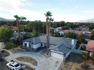 Las Vegas Single Family Home For Sale: 7452 Tahoe Basin Drive