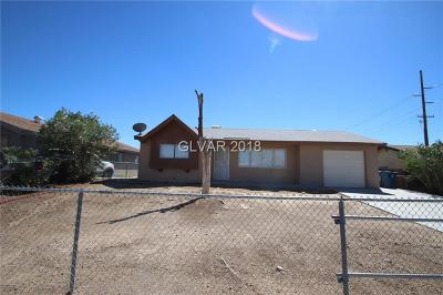 North Las Vegas Rental For Rent: 3519 Clear Lake Court