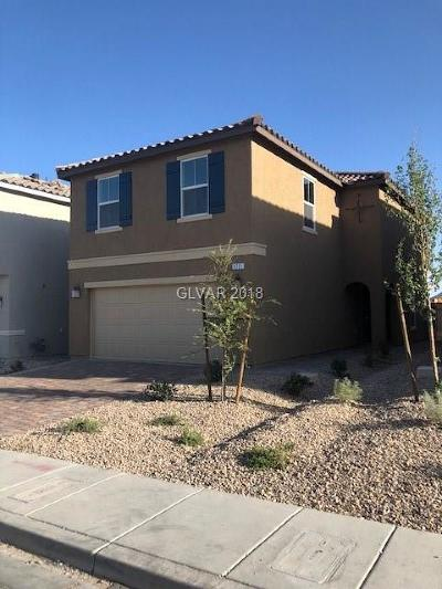 Las Vegas NV Single Family Home Under Contract - No Show: $301,435