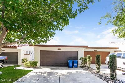 Las Vegas NV Condo/Townhouse Under Contract - No Show: $211,000