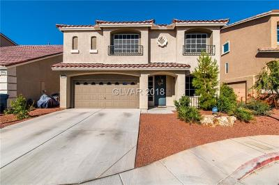 Las Vegas NV Single Family Home For Sale: $389,888