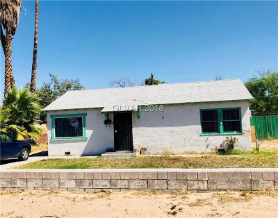 Las Vegas Single Family Home Under Contract - No Show: 424 16th Street