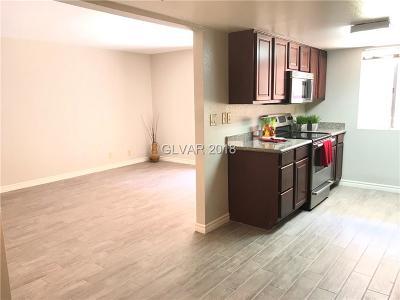 Las Vegas Condo/Townhouse For Sale: 5160 Indian River Drive #327