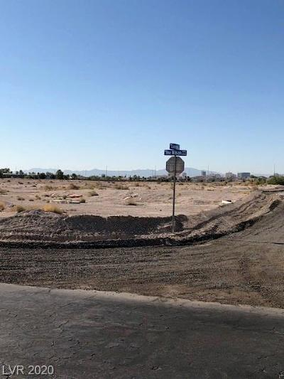 North Las Vegas Residential Lots & Land For Sale: Reverend Wilson