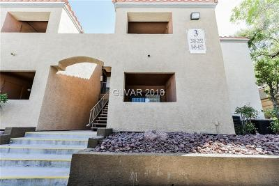Las Vegas Condo/Townhouse Under Contract - No Show: 3151 Soaring Gulls Drive #1152