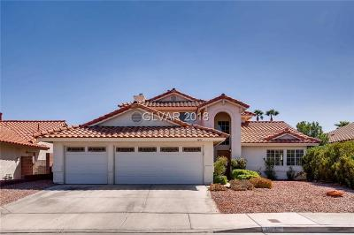 Henderson Single Family Home Under Contract - No Show