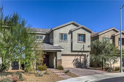 Henderson NV Single Family Home For Sale: $330,000