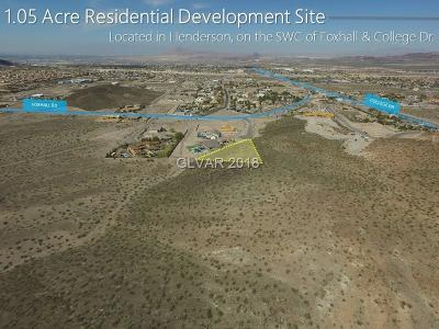 Henderson Residential Lots & Land For Sale: 1146 Jessie Road
