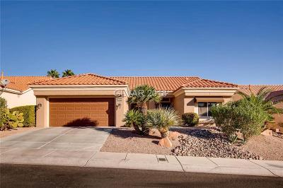 Las Vegas Single Family Home For Sale: 10644 Clarion Lane