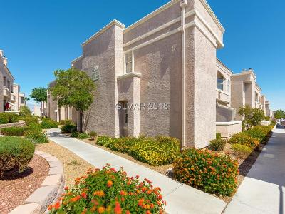 Las Vegas Condo/Townhouse For Sale: 3150 Soft Breezes Drive #2056
