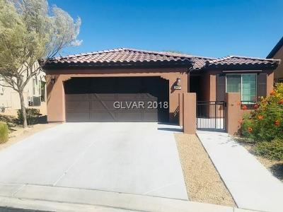 North Las Vegas Single Family Home For Sale: 5824 Bristol Bridge Street