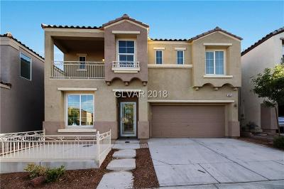 Las Vegas NV Single Family Home For Sale: $318,500