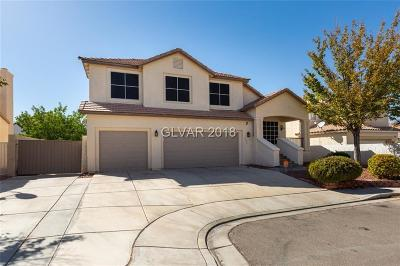 Single Family Home For Sale: 9451 Coral Shine Court