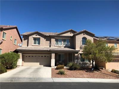 Las Vegas Single Family Home For Sale: 136 Spur Ranch Avenue