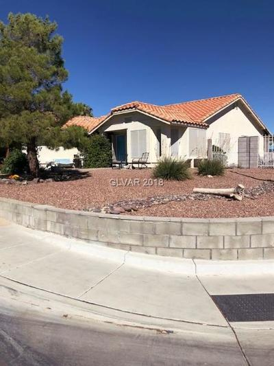 HENDERSON Single Family Home Under Contract - No Show: 437 Shamrock Drive