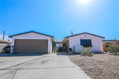 Henderson Single Family Home For Sale: 1213 Toledo Street