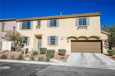 North Las Vegas Single Family Home For Sale: 5372 Brazelton Street
