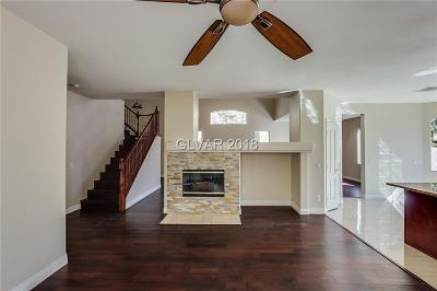 Las Vegas NV Single Family Home Under Contract - No Show: $367,000