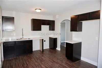 Henderson Single Family Home For Sale: 1841 Merze Avenue